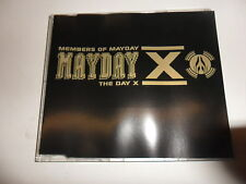 Cd  Members Of Mayday  ‎– The Day X