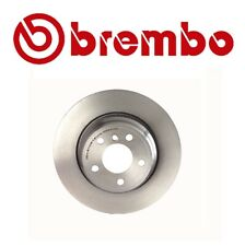 NEW Rear Left or Right Coated Disc Brake Rotor Solid Brembo for BMW X5 2000-2006