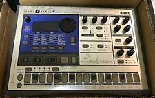 Korg Electribe EA-1 ea 1 Analog Modeling Synth Synthesizer Tested Working Used