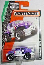 Matchbox Volkswagen Beetle 4x4 #105 Purple HTF!!!!