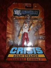 DC UNIVERSE CRISIS INFINITE HEROES  ADAM STRANGE  SERIES 1 FIGURE 3