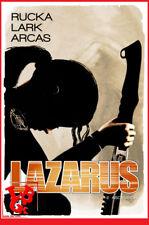LAZARUS 2 02 Aout 2015 Glenat Comics Hardcover BD intégrale RUCKA # NEUF #