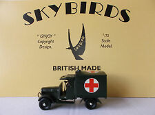 Skybirds Models Army Ambulance.