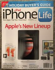 iPhone Plus iPad Life Apples New Line Up Step By Step Nov/Dec 2015 FREE SHIPPING