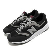 New Balance 997 997H Black White Grey Red Men Running Casual Shoes CM997HFN D