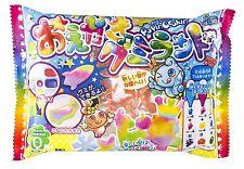 New Kracie Popin Cookin OEKAKI GUMMY LAND DIY Gummy candy making kit Japan