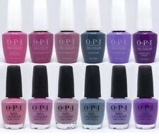 OPI Peru Collection Fall 2018 GelColor Soak-Off Gel Polish + Nail Lacquer Set #1