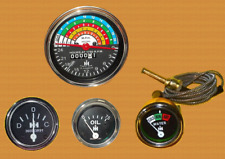 IH Farmall 300 & 350 Gas Utility Replacement Tachometer 363829R91