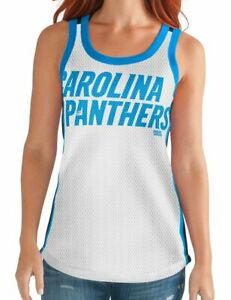 G-III 4her Carolina Panthers Women's Opening Day Tank Top