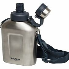 Stanley Adventure Stainless Steel 1L Camping Outdoor Vacuum Canteen Water Bottle