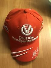 "Michael Schumacher ""2009 Personal Driver Cap!! VERY VERY RARE!! Size Small"