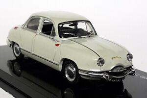 Vitesse 1/43 Scale 23590 1954 Panhard Dyna Z1 Luxe Special Grey Diecast Modelcar