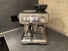 GASTROBACK 42619 Design Espresso Advanced Barista Espressomaschine Edelstahl