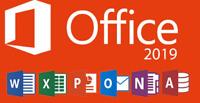 Office 2019 Pro Plus 32/64 Bit Genuine Key