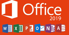Office 2019 Pro Plus 32/64 Bit Genuine Key