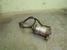 yamaha  ybr  125   starter motor