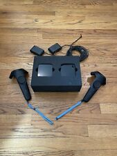 htc vive 2 base stations, 2 controllers