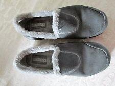 Skechers GOwalk Suede Faux Fur Shoes w/ Memory Form Fit - Comfy
