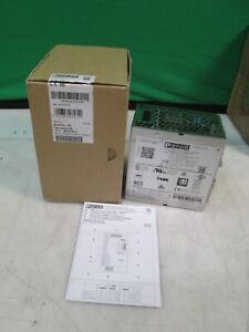 Phoenix Contact Quint 4-PS/1AC/24DC/20 Power Supply Din Rail 24 V/DC 2904602