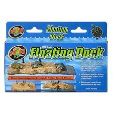Zoo Med Laboratories Amphibian Mini Float Dock Natural TD 5