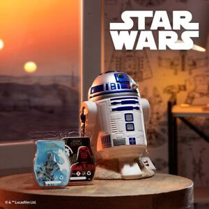 Scentsy Duftlampe - Star Wars - R2D2