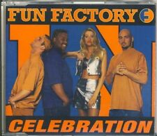 FUN FACTORY - celebration  5 trk MAXI CD 1995