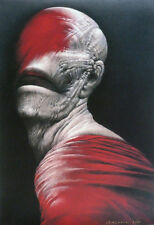 'Caligula' signed gicle'e edition of 50 by WIESLAW WALKUSKI