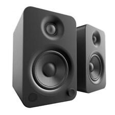 Kanto Yu4 Powered Speakers With Bluetooth Matte Black Yu4mb