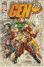 3 Gen 13 Image Comic Books # 13A 13B 13C Bone Brandon Choi Campbell Garner J194