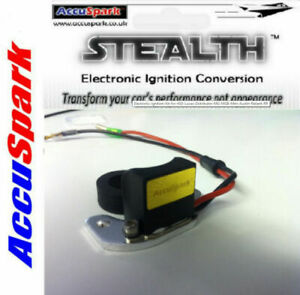 Vauxhall Victor F,FB,FC AccuSpark Electronic Ignition Positive Earth 22D6 25D6