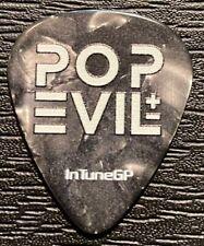 POP EVIL #2 TOUR GUITAR PICK