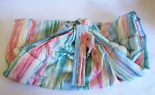 New ListingOver the Shoulder Baby Holder Otsbh Abstract Pastel Watercolor Sling Carrier