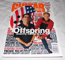 Guitar World Magazine Back Issue May 1999 The Offspring Dexter Noodles
