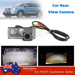 Reverse Backup Camera 12LED Fit For Toyota Land Cruiser 70/100/200 Series SL