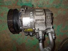 OEM Land Rover LR2 Air Conditioner Compressor W. Pulley AC A/C 08 09 10 11 12