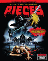 Pieces [New Blu-ray] Digital Theater System, Subtitled, Widescreen