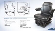 Mechanical Suspension Seat Medium-Heavy Contruction &...