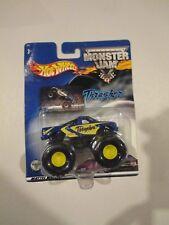 Hot Wheels 1/64 Monster Jam Thrasher w Free ship!