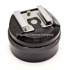 Nikon AS-1 Flash Unit Coupler - VINTAGE NIKON F/F2 ISO HOTSHOE ADPTR - MUST HAVE