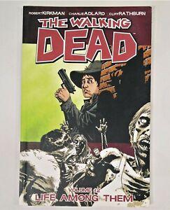 Image Comics Walking Dead Vol 12 Life Among Them Book Graphic Novel 2010