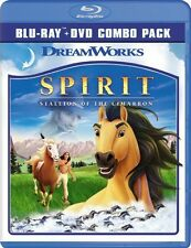 Spirit: Stallion of the Cimarron [2 Discs] Blu-ray Region A