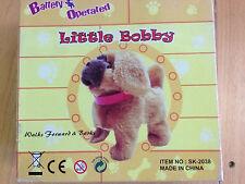 Llttle Bobby Battery Operated Dog Toy