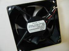 NMB/Minebea-MAT 7-blade 80mm X 25mm fan DC24V .22A 3110RL-05W-B69 3-pin