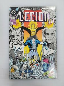 LEGION '01 Annual #2 Armageddon 2001 DC Comics LOBO