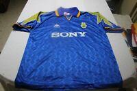 """Camiseta Futbol Vintage JUVENTUS Away SONY """"XL"""" size Modelo KAPPA 1995-96"""