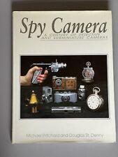 Spy Camera, a Century of Detective & Subminiature Cameras, 1993, Hardback
