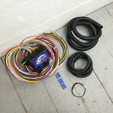 Wire Harness Fuse Block Upgrade Kit for 46-68 Anglia rat rod hot rod street rod
