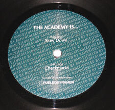 "The Academy Is 7"" 45 HEAR Slow Down & Checkmarks (From The Album Almost Here)"