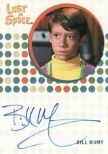 The Complete Lost in Space Card Bill Mumy as Will Robinson Auto Card