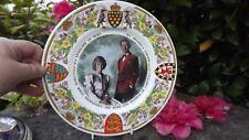 1987 Princess Diana as Duchess of Cornwall Panorama Studios plate Sample
